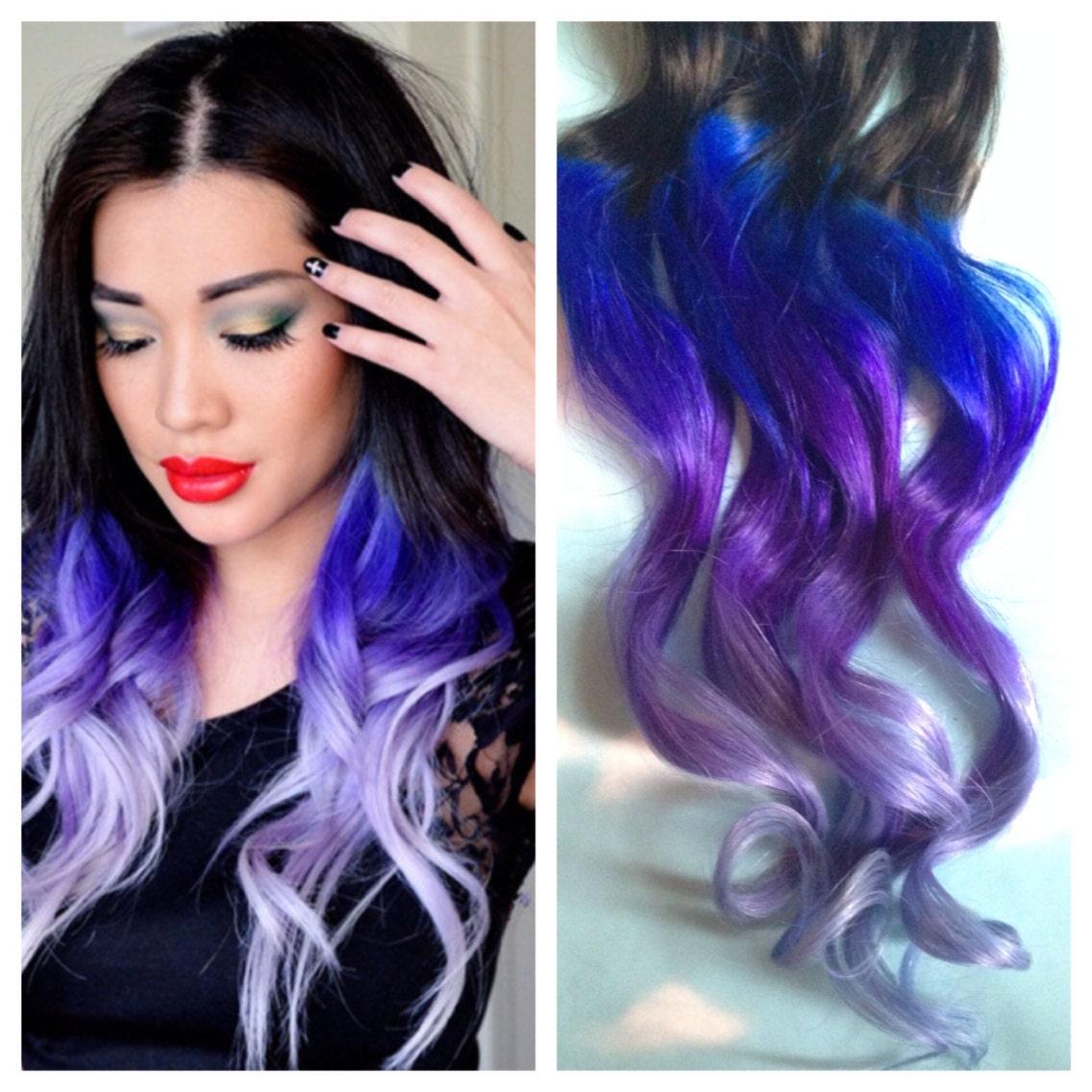 grey purple ombre hair wwwpixsharkcom images