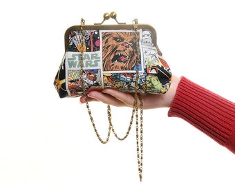 Star Wars Comic Evening Bag and Clutch