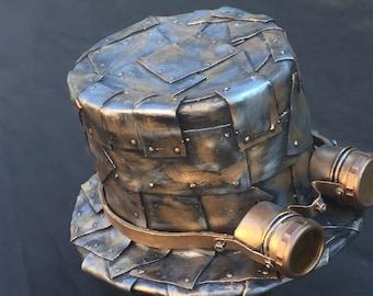 Steampunk costume hat