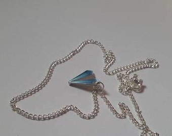 Harry Styles Inspired Paper Plane Necklace