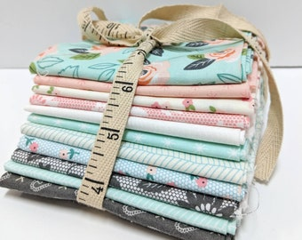 Sugar Pie by Lella Boutique FQ bundle - 11 Fat Quarters