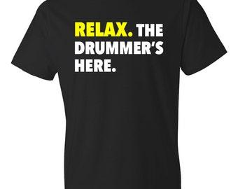drummer gifts for drummer musician gift drummer shirt drummer gift funny tshirt musician shirt gift for drummer drum gift drum shirt #OS106