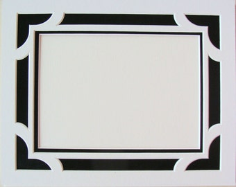 Picture Framing Mat Oval Opening Double Layer Matting Choose