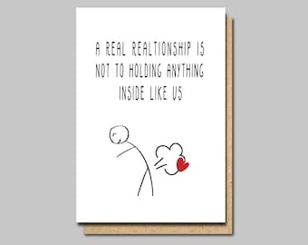 funny greeting card prints and papergoods by withpuns on etsy