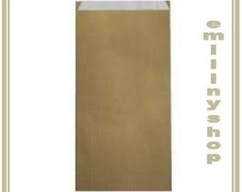 lot 50 pouches bags bags envelopes kraft 7 x 12 beige