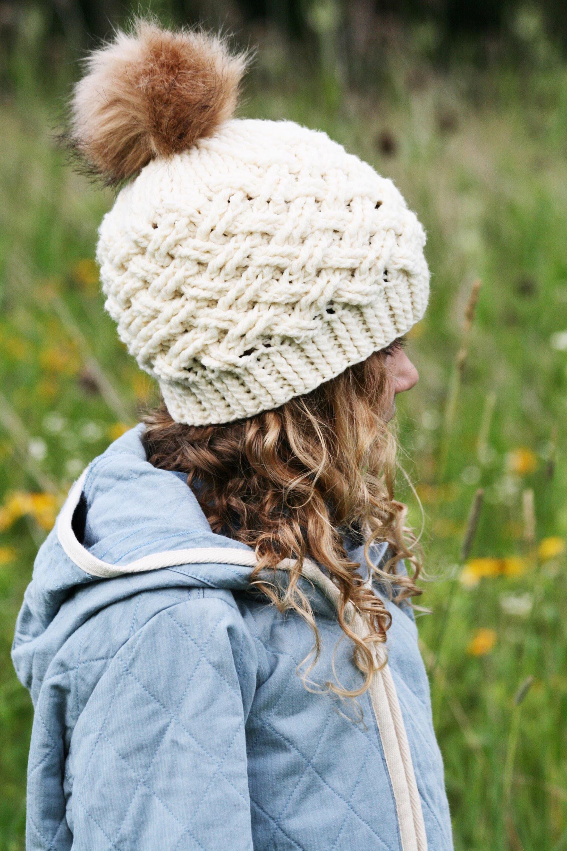 Häkeln Sie Annsley Häkelanleitung Mütze häkeln Hut Muster