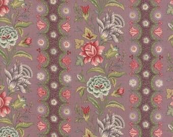 Jardin de Versailles - Botanique in Lavender by French General for Moda Fabrics