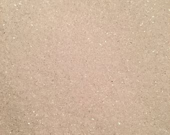 German Glass Glitter - White- Fine 90 Grit