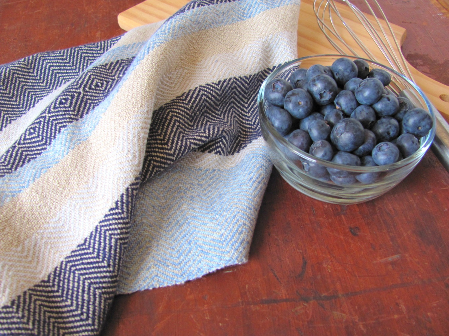 French Country Kitchen Towel Rustic Farmhouse Decor Gourmet