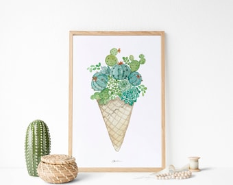 PRINTS - Botanical