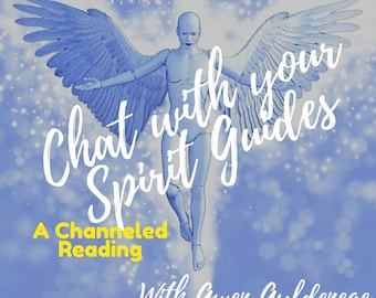 60 Min Chat With Your Spirit Guides: A Channeled Reading with Gwen Gyldenege