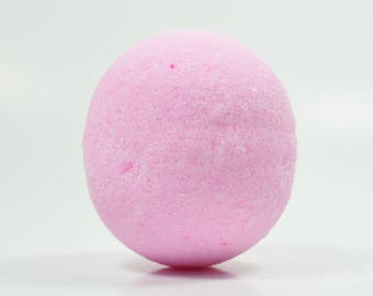 Cashmere Bath Bomb with Epsom Salts - Bath Bomb, Moisturizing Freshly Handmade Bath Fizzy