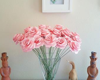 Paper Rose Bouquet - 30 stems