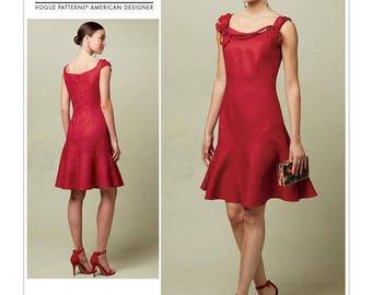 Dress sewing pattern Vogue V1542