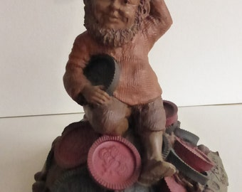 Vintage Cairn Studio Tom Clark Gnome Chubby Retired