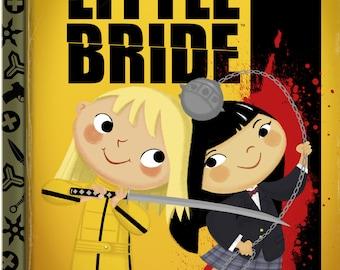 The Little Bride 5x7 POSTCARD