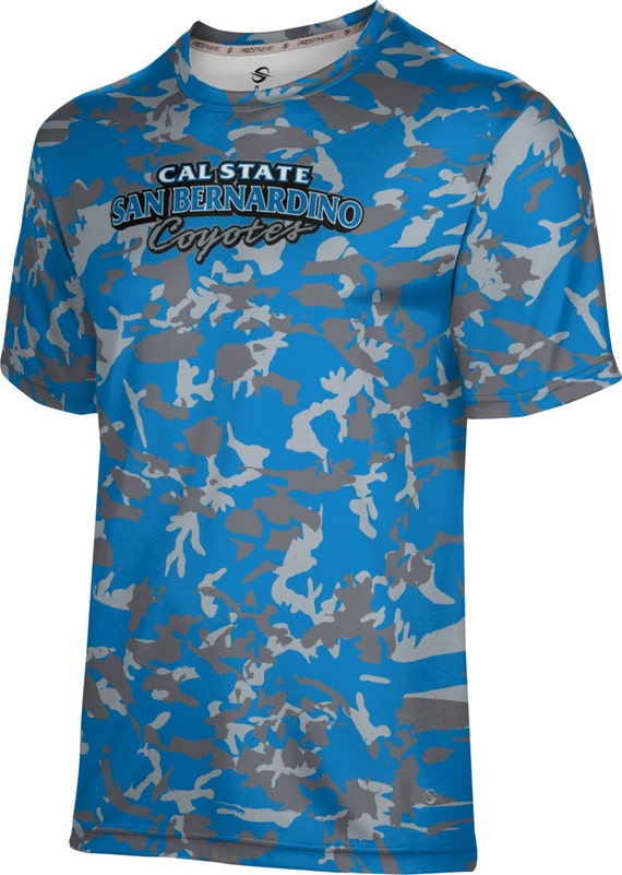 ProSphere Men's California State University San Bernardino Digital Tech Tee dK1pxT