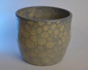Stoneware Beaker, Heetmokje
