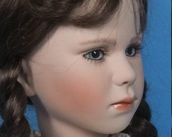 Rotraut Schrott Self Portrait Doll Artist Proof