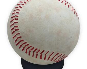 Baseball Keepsake Urn, Baseball Urn, Baseball Cremation Urn, Baseball Memorial, Baseball Sport Memorial Urn