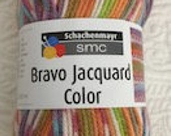 Schachenmayr Bravo Jaquard Color