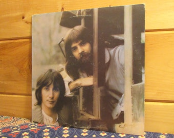 Loggins & Messina - Mother Lode - 33 1/3 Vinyl Record