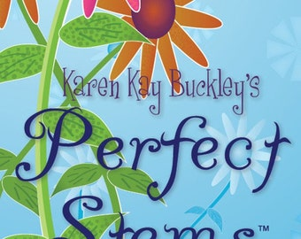 Karen Kay Buckey's New Perfect Stems - 8 heat resistant strips