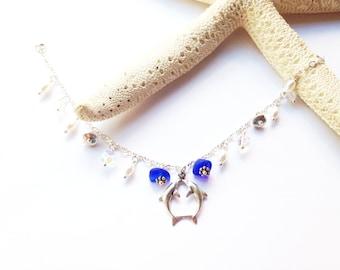 Sea Glass Bracelet, Sea Glass Charm Bracelet, Beach Glass Jewelry, Beach Bracelet, Sea Glass Etsy, Sterling Bracelet
