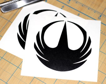 Rogue One Sticker | Star Wars Rogue one decal