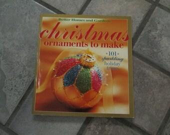 Ornament Instruction Book