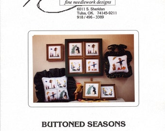 Buttoned Seasons from the Stitchworks