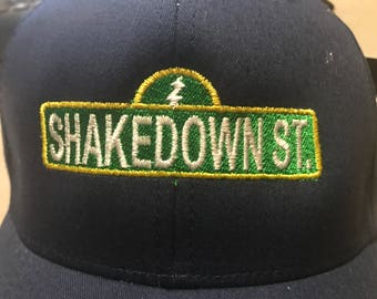 Grateful Dead Shakedown street sign hat