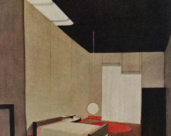MODERN BAUFORMEN Complete Year 1930   Bauhaus period architecture & interiors