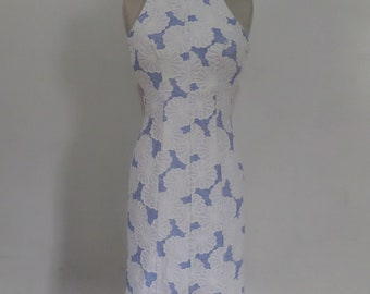 Daisies in the Sky Dress   Vintage 60's 70's