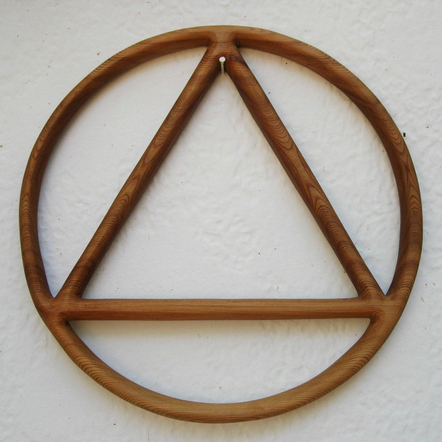 Sobriety circle and triangle alcoholics anonymous symbol zoom buycottarizona