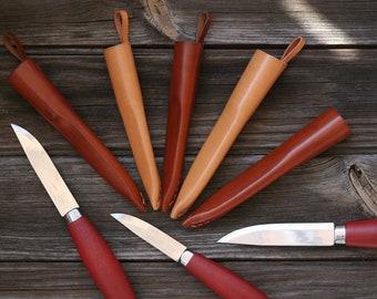 MORA Classic Leather Sheath