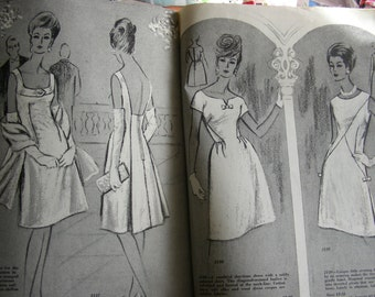 Vintage 1966  Modes Royale  PATTERN BOOK Catalog  for Spring-Summer   - 32  Pages of the most Delicious Patterns