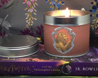 Gryffindor Reveal Candle