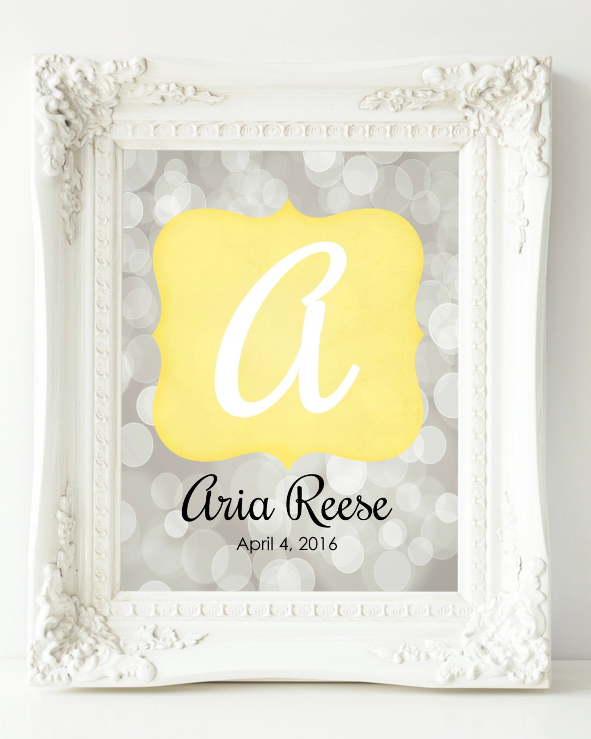 Famous Personalized Nursery Wall Art Contemporary - The Wall Art ...
