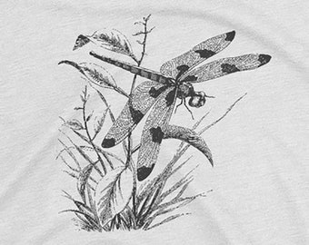 Dragonfly | Women's Racerback Insect Tank