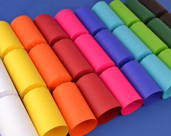 Christmas crackers etsy more colors 8 make fill your own cracker solutioingenieria Gallery