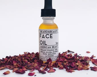 American Beauty Facial Oil