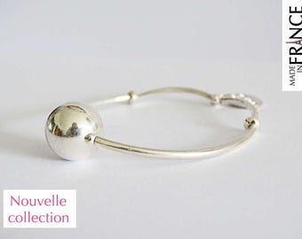 Silver cloud (matching bracelet to the collar of the same name)