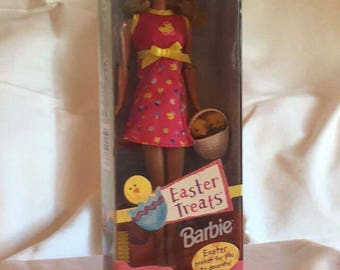 Easter Treats Barbie *NEVER OPENED*