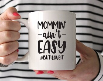 Mothers Day Gift New Mom Gift Birthday Gift for New Mom Baby Shower Gift for Mom New Mother Gift Mom Mug Mothers Day from Husband Coffee Mug