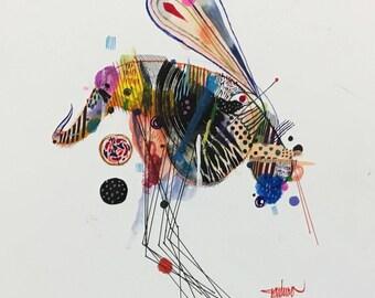 Swarm Original Artwork