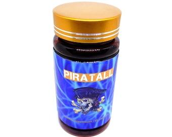 Piratall Huperzine A Nootropic Stack Smart Brain Booster & Cognitive Enhancer - 60 capsules