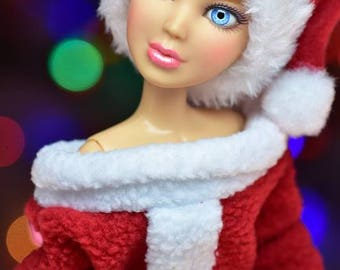 Christmas Photos, Fashion Doll Photos, Christmas Fashion Doll Photos, Liv Doll Photos, Christmas Photos of Liv Doll, Still Life Photography
