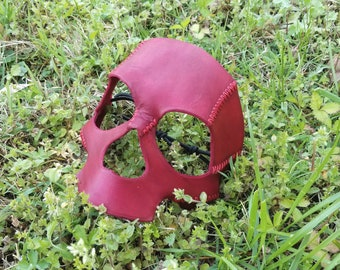 New model Mask of the Red Death, ready to ship!