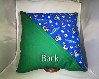 Mario Pocket Pillow